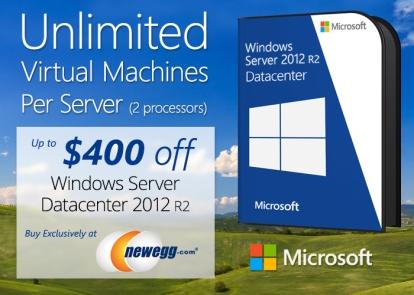 Microsoft-NewEgg-OVER